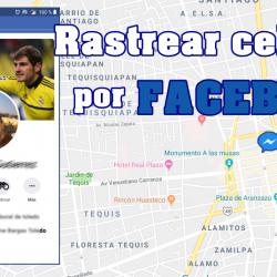 Puedo localizar mi celular por facebook