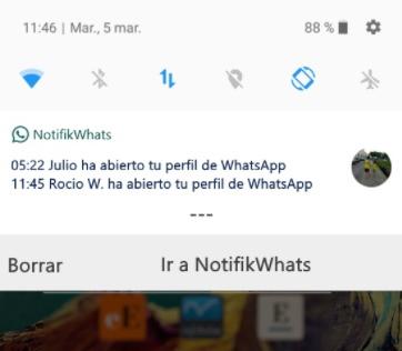 mirador whatsapp